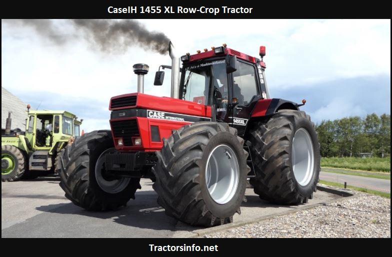 CaseIH 1455 XL Row-Crop Tractor Price, Specs, Review