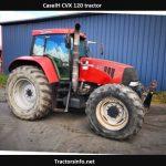 CaseIH CVX 120 Price, Specs, Review, Attachments