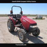 CaseIH DX40 Specs, Price, Review, Attachments