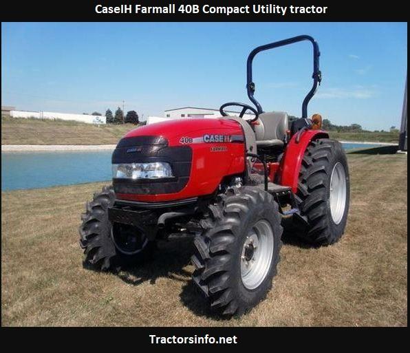 CaseIH Farmall 40B Specs, Price, Review, Attachments