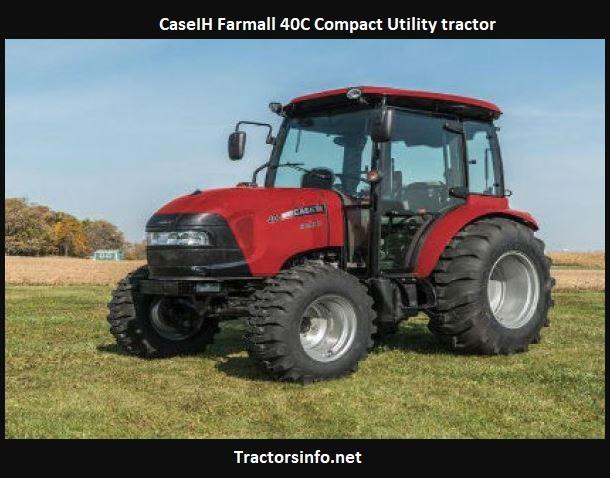 CaseIH Farmall 40C Price, Specs, Review, Attachments