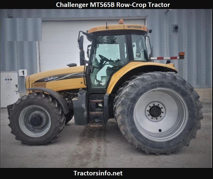 Challenger MT565B Row-Crop Tractor Price, Specs, Reviews