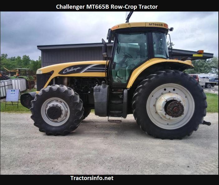 Challenger MT665B Row-Crop Tractor Price, Specs, Review