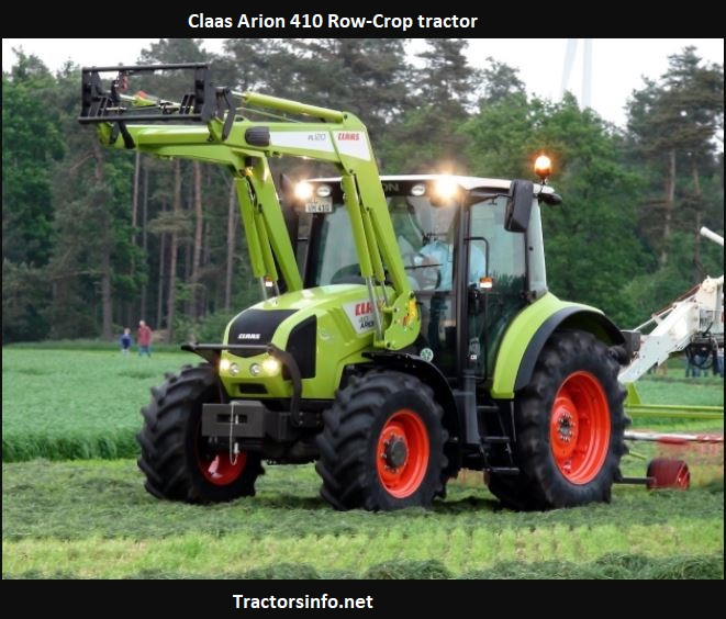 Claas Arion 410 Price, Specs, Review, Attachments
