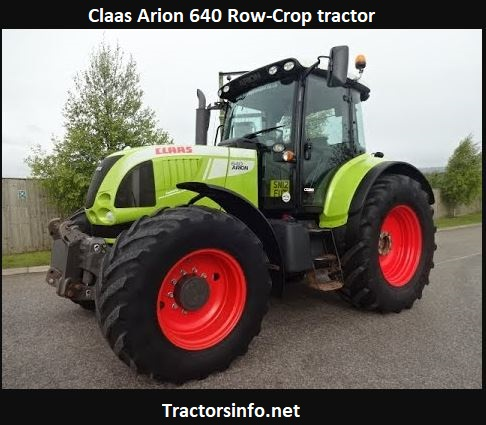 Claas Arion 640 Price, Reviews, Specs, Engine Oil Capacity, Weight, Serial Numbers, Attachments, Features & Pictures