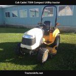 Cub Cadet 7304 Price, Specs, Review, Attachments
