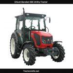 Erkunt Bereket 60E Utility Tractor Price, Specs, Review