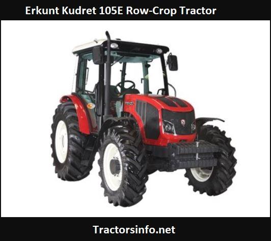 Erkunt Kudret 105E Row-Crop Tractor Price, Specs, Review