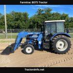 Farmtrac 8075 Tractor Price, Specs, Review