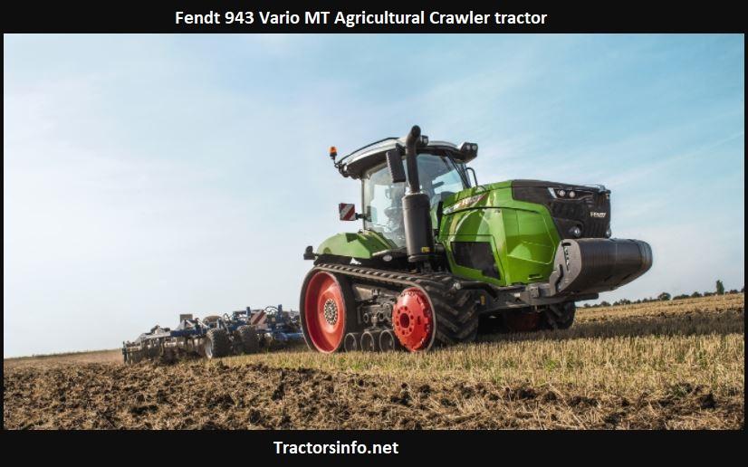 Fendt 943 Vario MT Price, Specs, Review