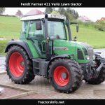 Fendt Farmer 411 Vario Specs, Price, Review