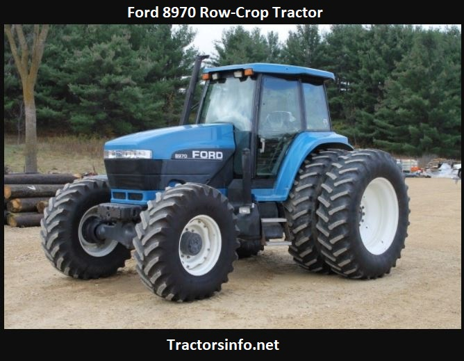 Ford 8970 Row-Crop Tractor Price, Specs, Review