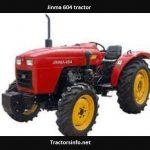 Jinma 604 tractor