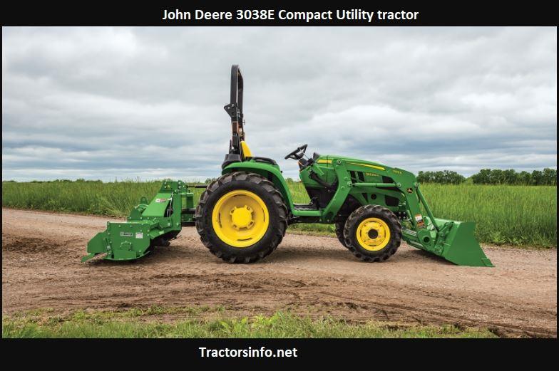 John Deere 3038E Price, Specs, Review, Attachments
