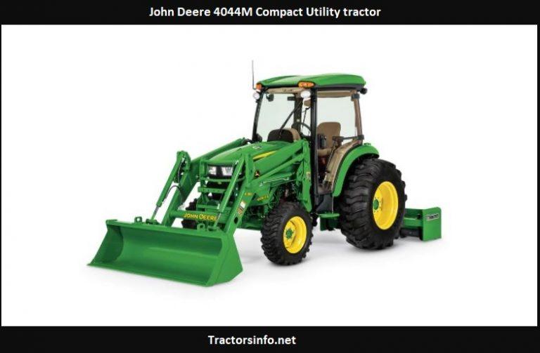 John Deere 4044M Price, Specs, Review, Attachments