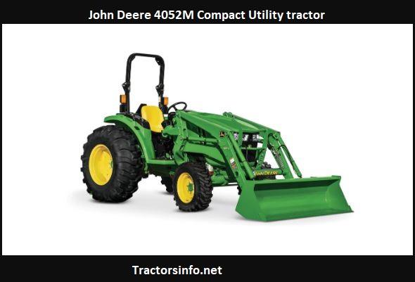 John Deere 4052M Price, Specs, Review, Attachments