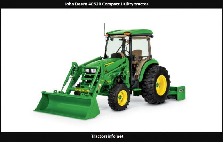 John Deere 4052R Price, Specs, Review, Attachments