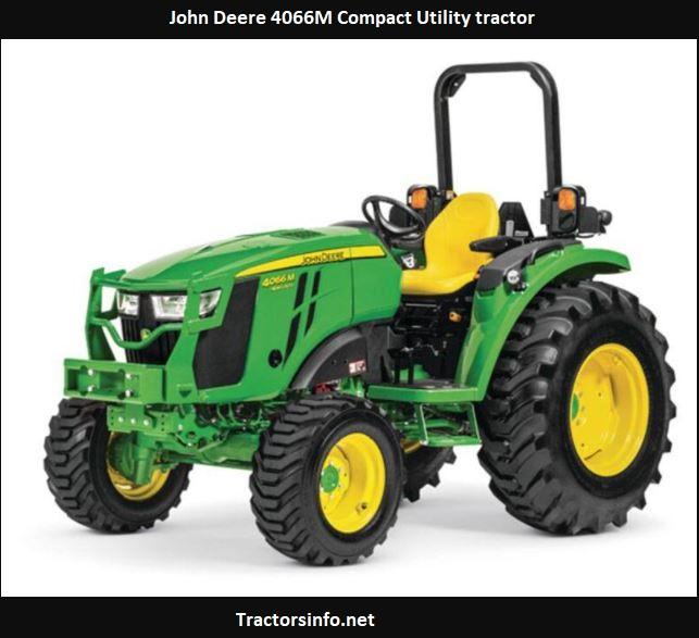 John Deere 4066M Price, Specs, Review, Attachments
