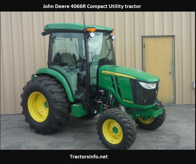 John Deere 4066R Price, Specs, Review, Attachments
