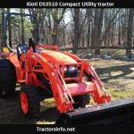 Kioti DS3510 Price, Specs, Review, Attachments