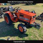 Kioti LB1714 Compact Utility tractor Price, Specs, Review