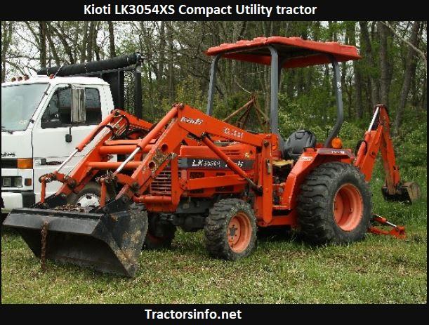 Kioti LK3054XS Specs, Price, Review, Attachments
