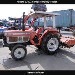 Kubota L2402 Tractor Price, Specs, Review