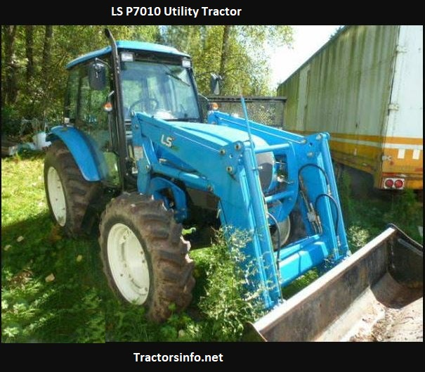 LS P7010 Utility Tractor Price, Specs, Review, Attachments