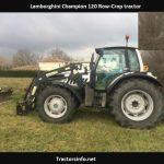 Lamborghini Champion 120 Tractors Price, Specs, Review
