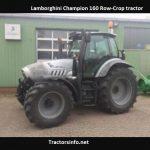 Lamborghini Champion 160 Tractor Price, Specs, Review