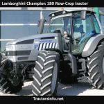 Lamborghini Champion 180 Specs, Price, Review