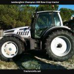 Lamborghini Champion 200 Price, Specs, Review