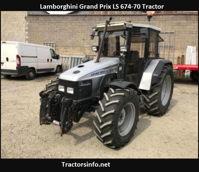 Lamborghini Grand Prix LS 674-70 Price, Specs, Review