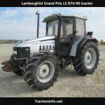Lamborghini Grand Prix LS 874-90 Price, Specs, Review