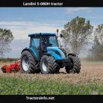 Landini 5-080H Tractor Price, Specs, Review