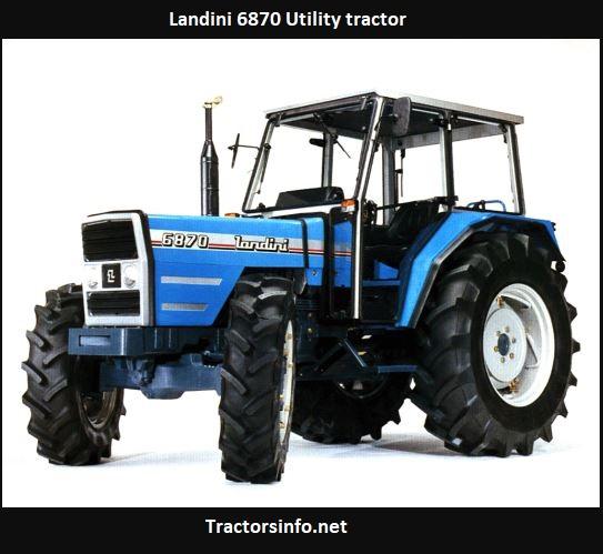 Landini 6870 Utility Tractor Price, Specs, Review