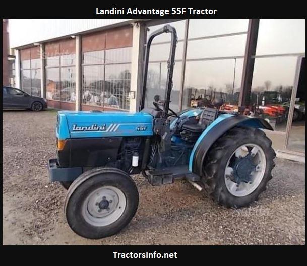 Landini Advantage 55F Tractor