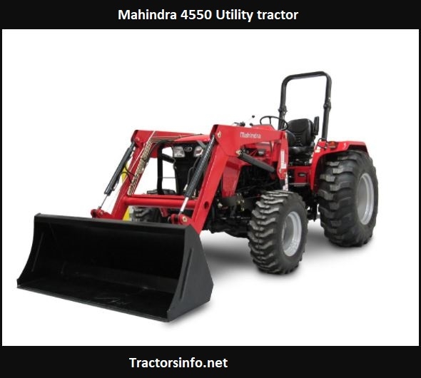 Mahindra 4550 Price, Specs, Review, Attachments