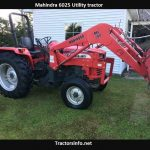 Mahindra 6025 Price, Specs, Review, Attachments