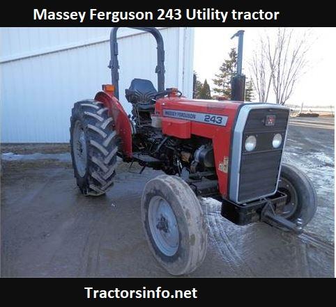 Massey Ferguson 243 Price, Specs, Review, Attachments