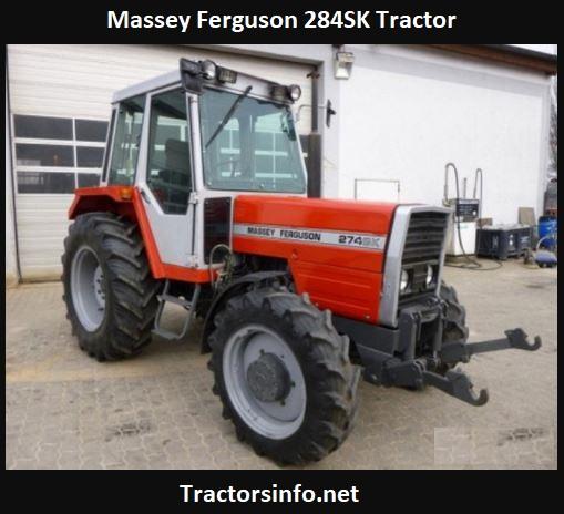 Massey Ferguson 284SK Tractor Price, Specs, Review