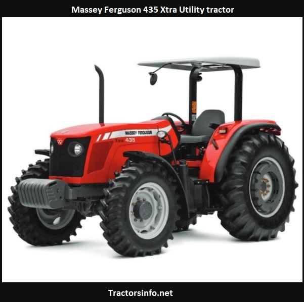Massey Ferguson 435 Xtra Tractor Price, Specs, Review