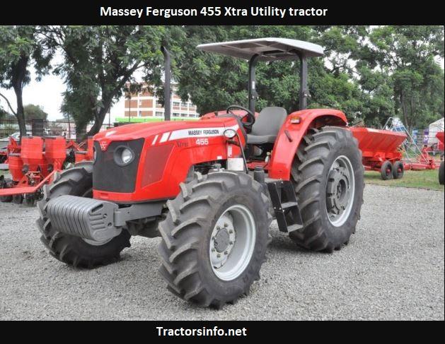 Massey Ferguson 455 Xtra Tractor Price, Specs, Review
