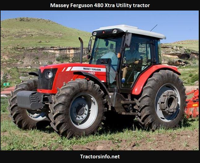 Massey Ferguson 480 Xtra Price, Specs, Review