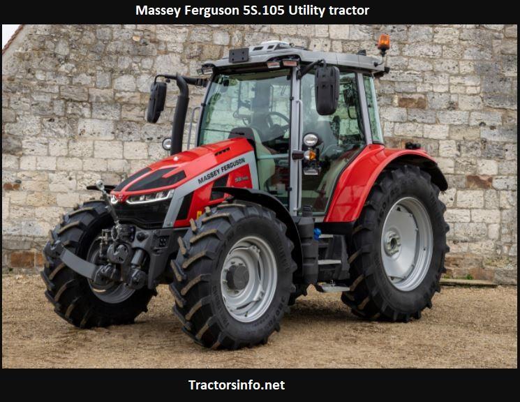 Massey Ferguson 5S.105 Utility tractor Price, Specs, Review
