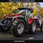 Massey Ferguson 5S.115 Utility tractor Price, Specs, Review
