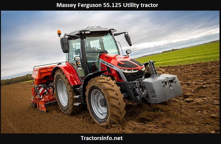 Massey Ferguson 5S.125 Utility tractor Price, Specs, Review