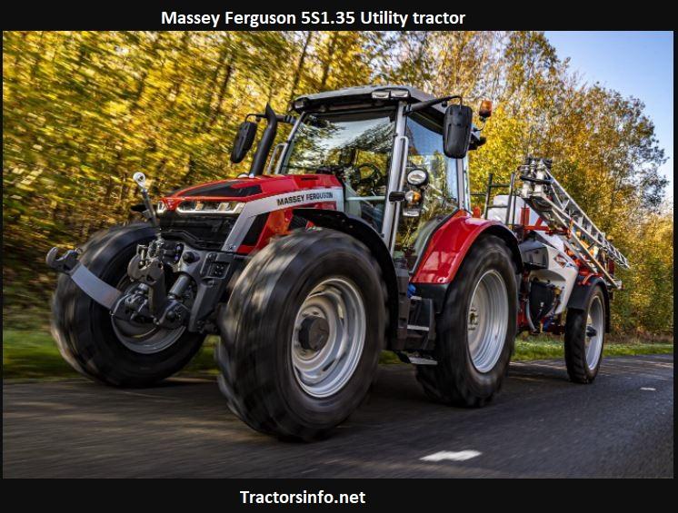 Massey Ferguson 5S1.35 Utility tractor Price, Specs, Review