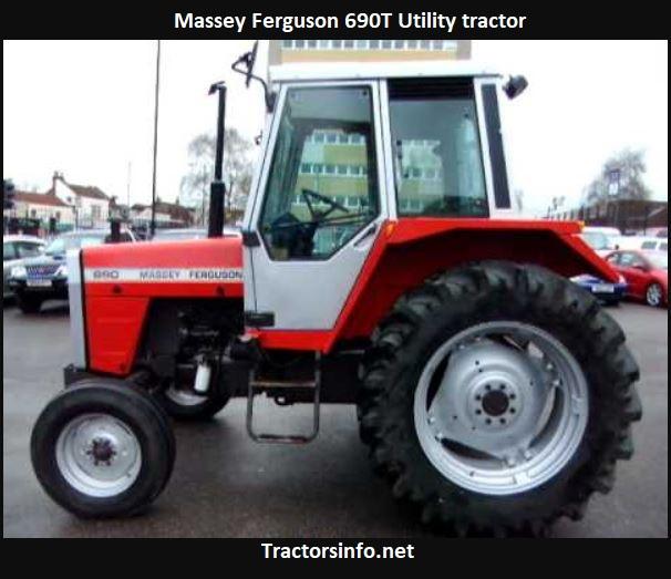 Massey Ferguson 690T Tractor Price, Specs, Review