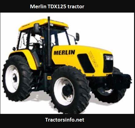 Merlin TDX125 Tractor Price, Specs, Review